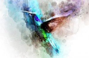 Le son de l'oiseau