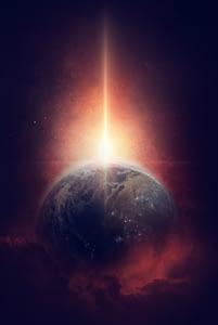 L'ascension de la planète Terre